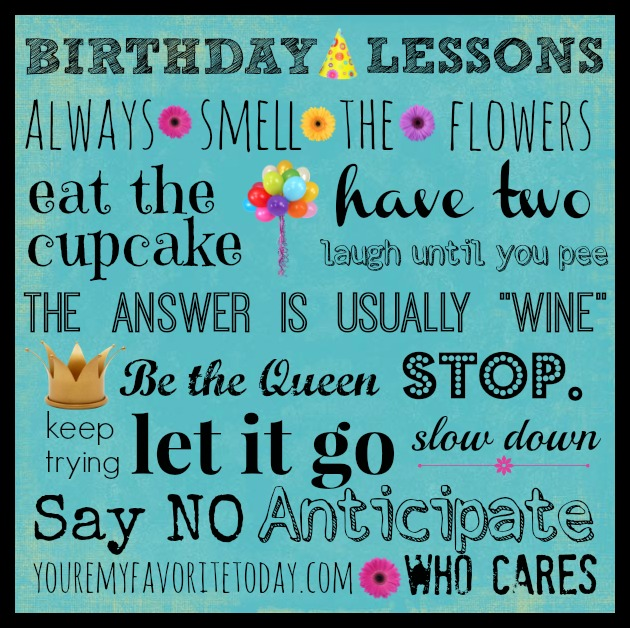 BirthdayLessons