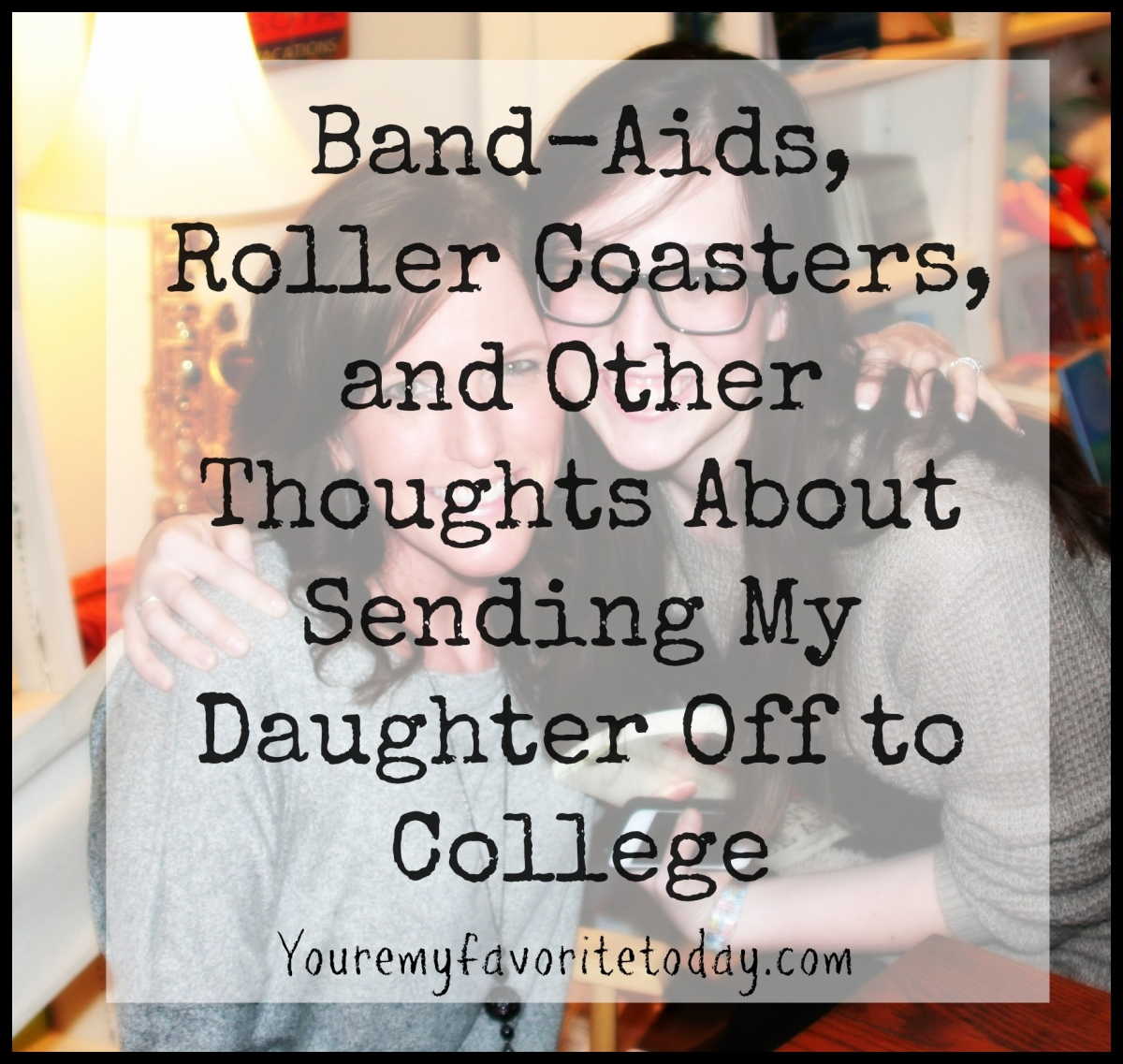 Band-aids, roller coasters, and other thoughts about sending
