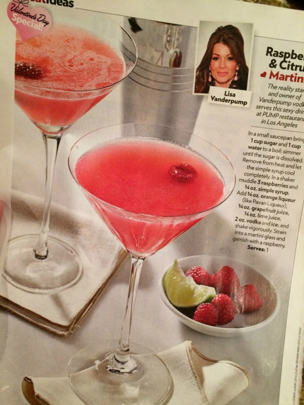 Friday Favorites Valentine Martini You Re My Favorite Today