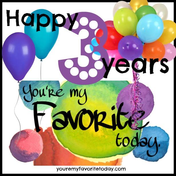 Happy 3 Years YMFT