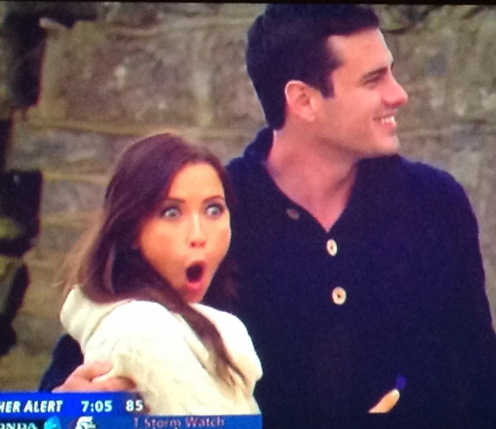Kaitlyn's face