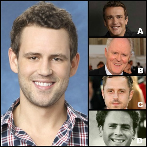 We've got a new contender! (Jason Segel) Vote for your favorite doppelganger in the comments below!