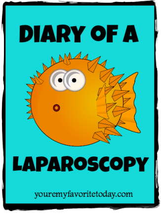 Diary of a laparascopy