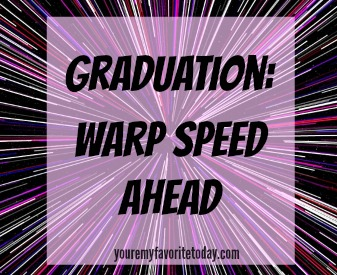 Graduation-Warp Speed Ahead