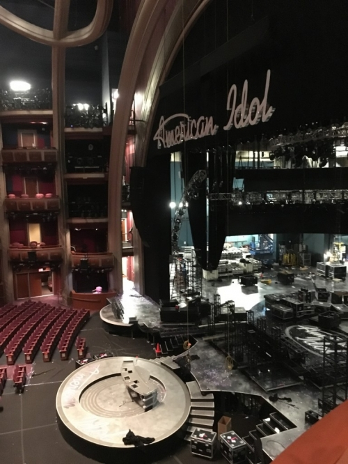 American Idol Dolby Theatre