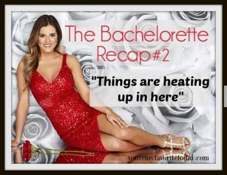 Bachelorette recap 2