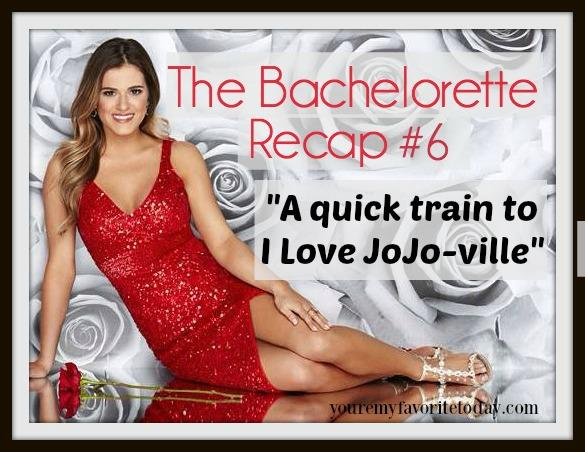 Bachelorette Recap 6