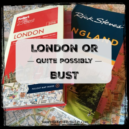 London or Bust