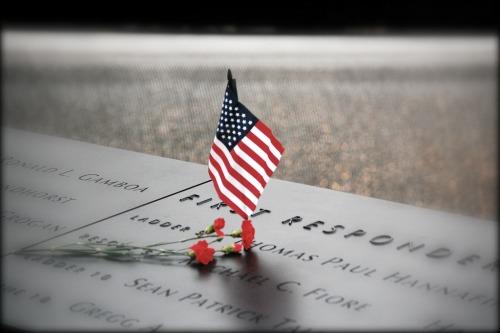 911-flag-memorial