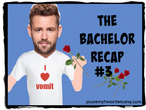 the bachelor recap 3