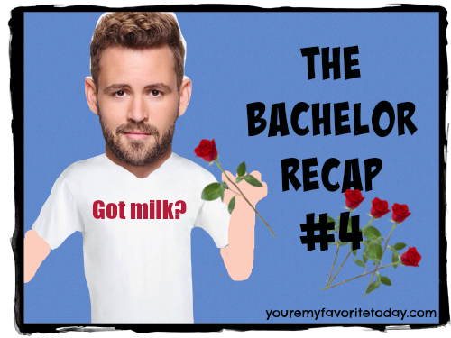 The Bachelor ep. 4 recap