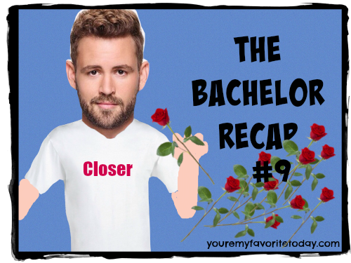 The Bachelor Recap 9