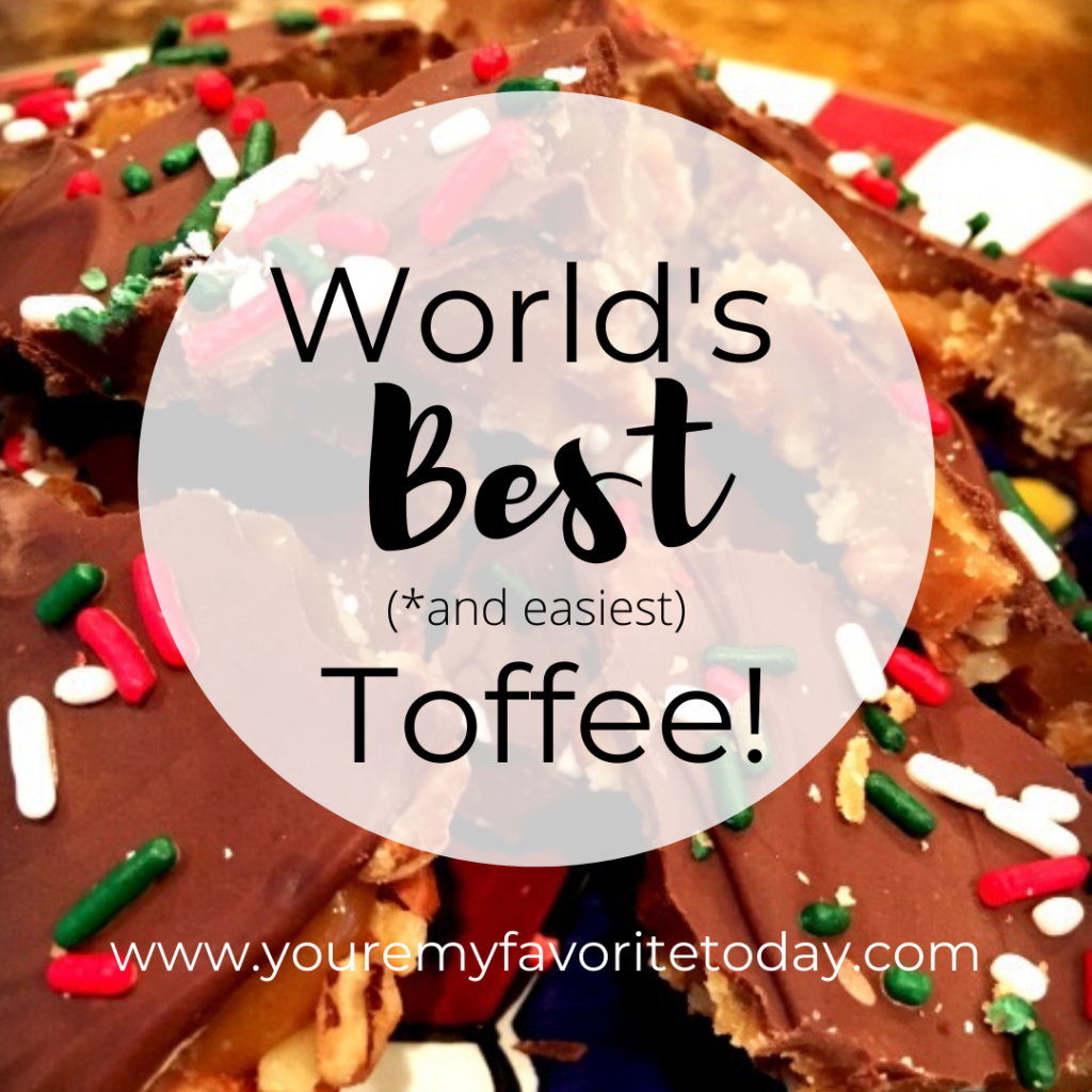 Easy and Delicious Toffee Recipe