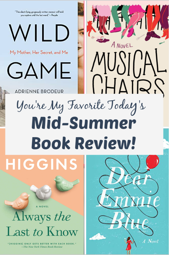 Mid-Summer Book Review!