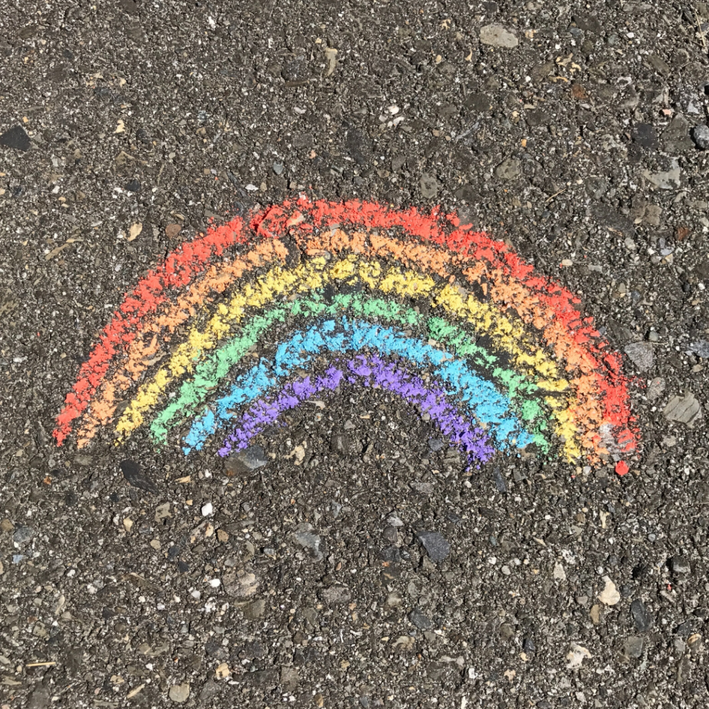 chalk rainbow main